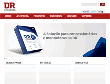 Tablet Preview of drsolucoes.dr.com.br